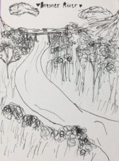 Mayuri-river